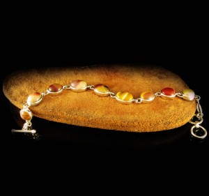 Mookaite Bracelet