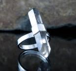 Tibetan Quartz Ring