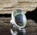 Rainforest Rhyolite Ring