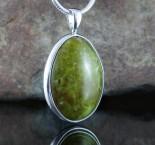 Kiwi Opal Pendant Lge