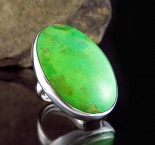 Mojave Turquoise Ring XL
