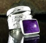 Sugilite Ring