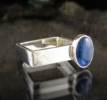 Kyanite Ring