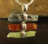 Multi-coloured Kyanite Pdt Lge