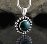 Turquoise Pendant Sml