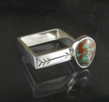 Arizona Turquoise Ring Sml