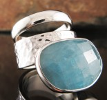 Aquamarine Ring