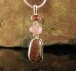 Pink & Bi-colour Tourmaline & Morganite Pdt Med