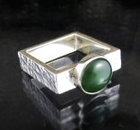 Canadian Jade Ring