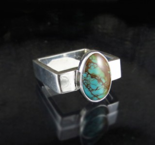 Arizona Turquoise Ring