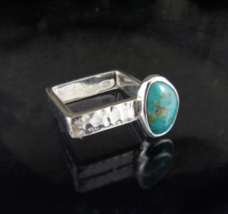 Arizona Turquoise Ring Sml