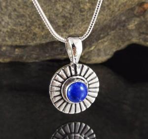 Lapis Lazuli Pendant Sml