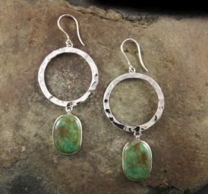 Arizona Turquoise Earrings