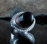 Eye Agate Ring
