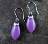 Phosphosiderite Earrings