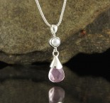 Pearl & Rose Quartz Pdt Med