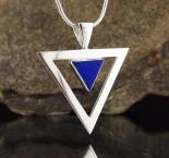 Lapis Lazuli Pendant Lge