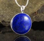 Lapis Lazuli Pendant Med