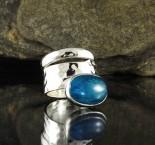 'Ocean' Kyanite Ring