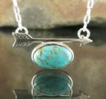 Arizona Turquoise N/L Sml