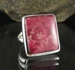 Thulite Ring