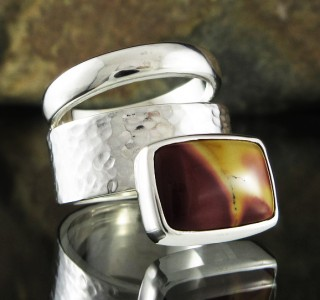Mookaite Ring