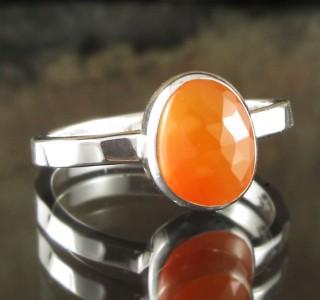 Carnelian Ring