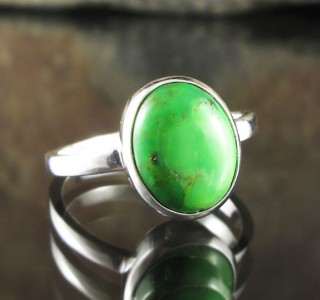 Mojave Turquoise Ring