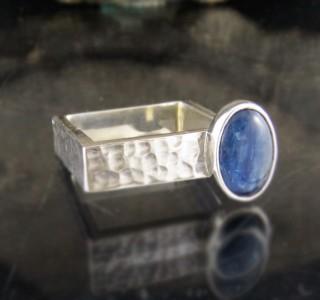 Kyanite Ring