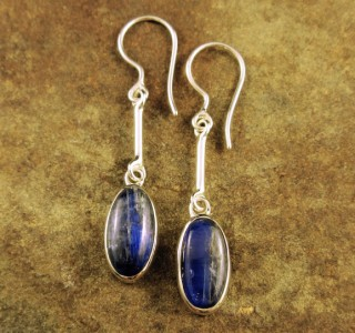 Australian Kyanite Earrings
