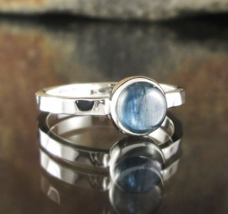 Australian Kyanite Ring