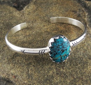 Turquoise Cuff Lge