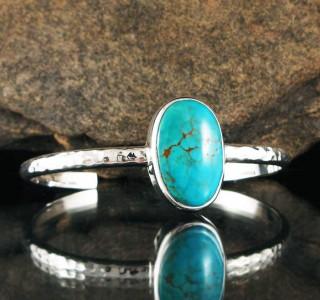 Arizona Turquoise Cuff Sml